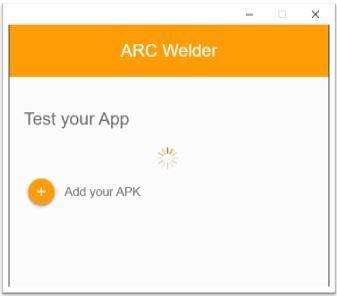 App is Installing
