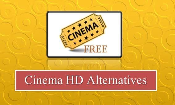 Cinema HD Alternatives